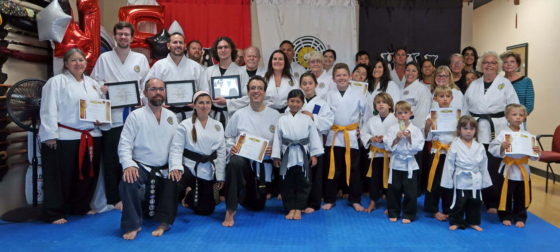 Martial Arts in Huntington Beach, TaiChi, Yoga, Archery