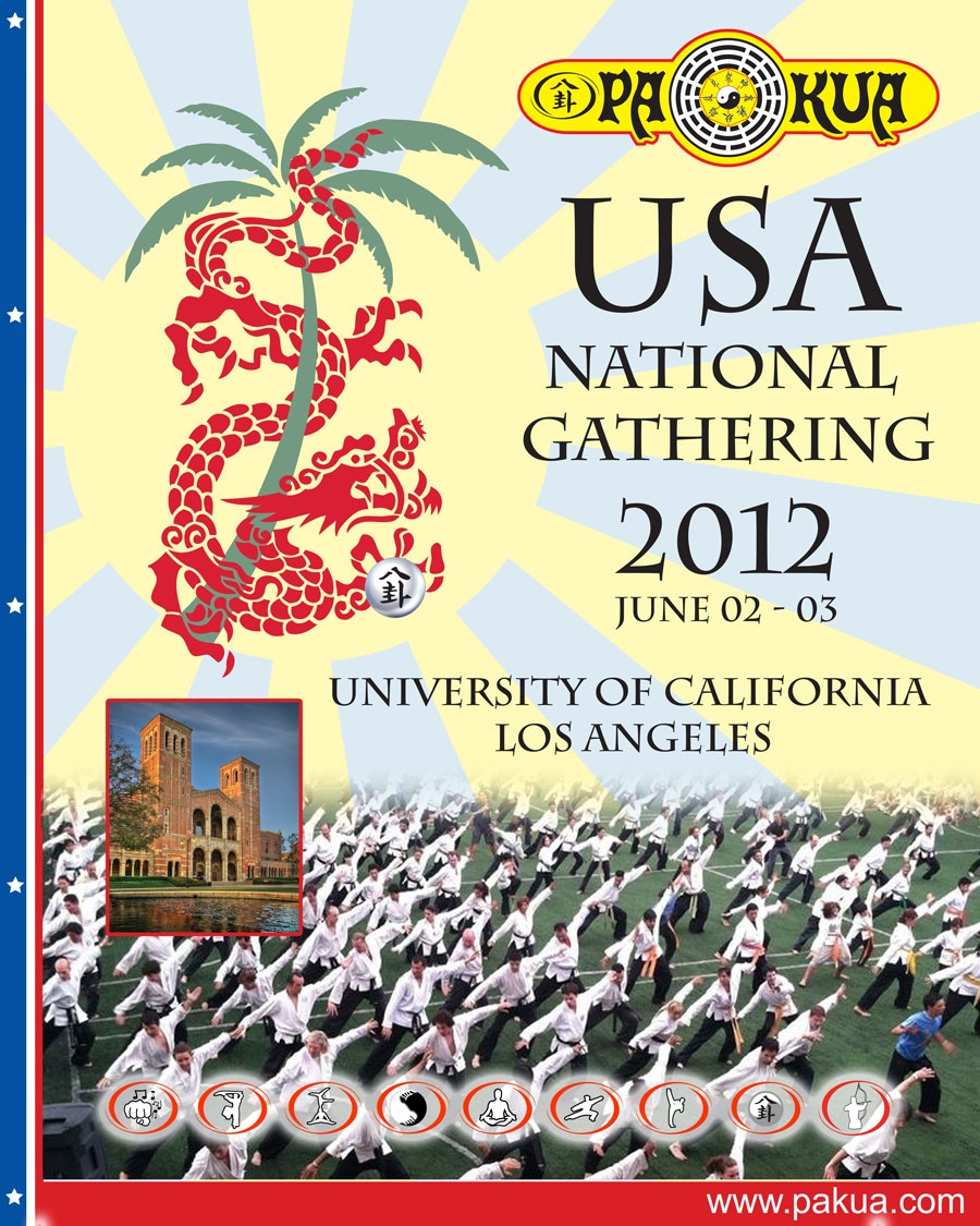 Pa-Kua National Gathering
