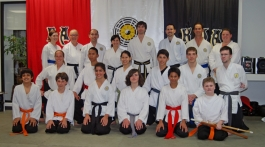 PaKua Belt Ceremony Photos