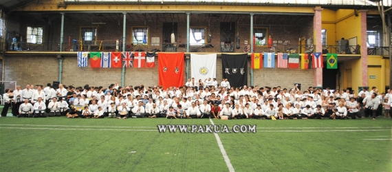 PaKua International Aulas Abiertas