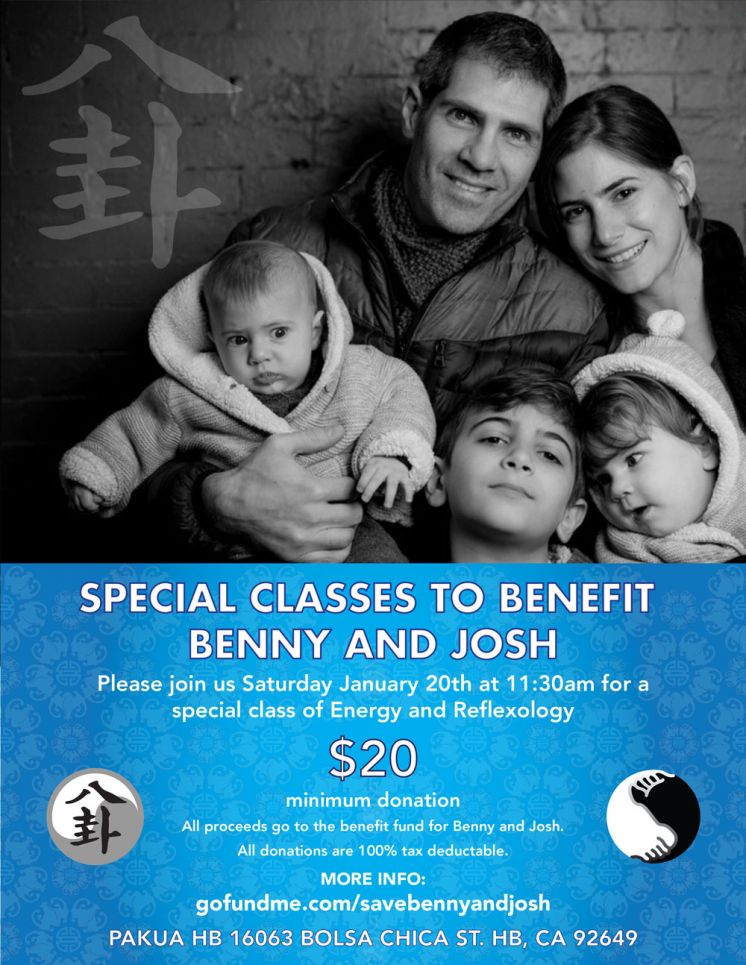 Special Class to Help Save Benny and Josh