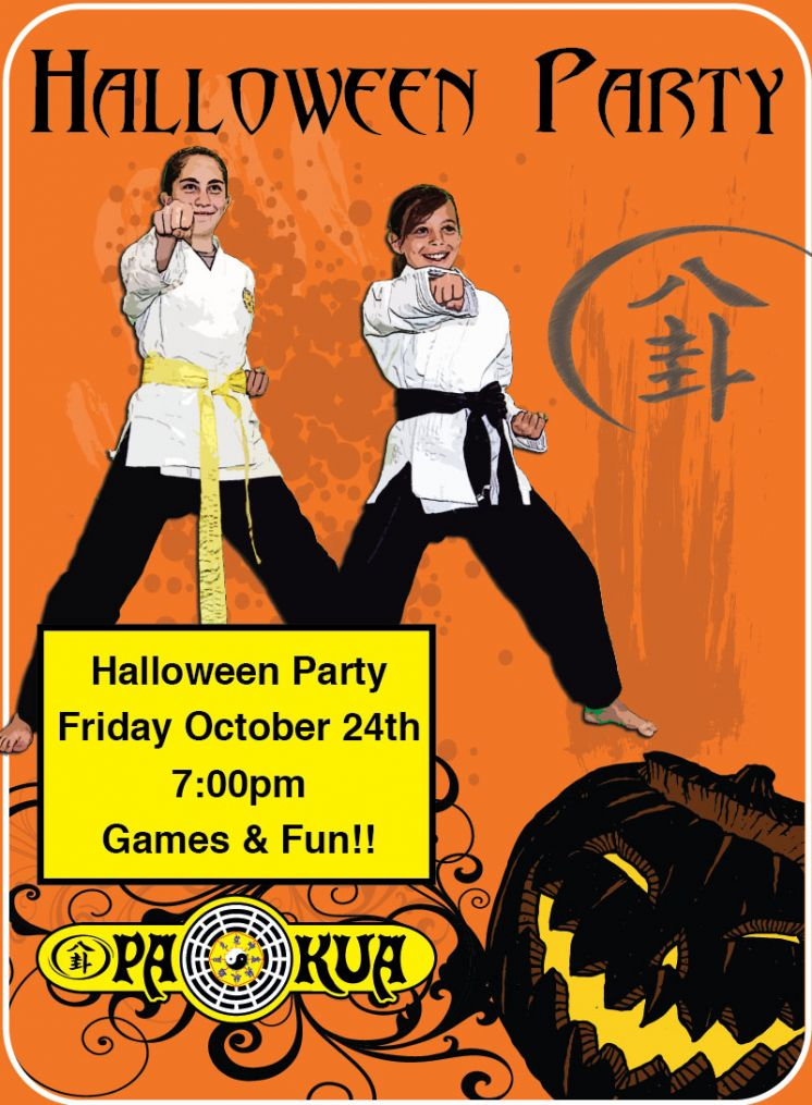 PaKua 11th Annual Halloween Party