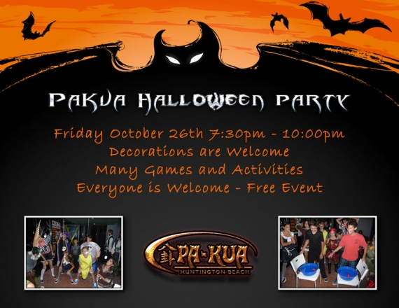 PaKua Halloween Party 2012