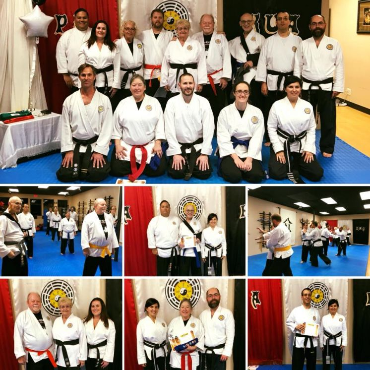 February Belt Ceremony - Martial Arts - TaiChi - Archery